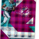 Kenny Stills Purple Trading Card  2016 Panini Unparalleled #17 Dolphins