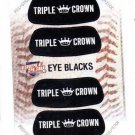 Triple Crown Eye Blacks Sticker Single 2013 Panini Triple Play #11