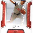 Javier Vazquez Trading Card 2003 Fleer Flair #17 Expos