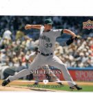 James Shields Trading Card Single 2008 Upper Deck #67 Rays