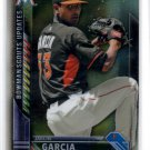 Jarlin Garcia Bowman Scouts Updates 2016 Bowman Chrome #BSUJG
