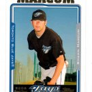 Shawn Marcum RC Trading Card Single 2005 Topps Updates & Highlights #UH270