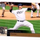 Chris Young Trading Card Single 2009 Upper Deck #313 Padres