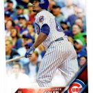 Jorge Soler Trading Card 2016 Topps #252 Cubs