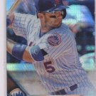 David Wright Prism Refractor Trading Card Single 2016 Topps Chrome #134 Mets