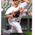 George Sherrill Trading Card Single 2009 Upper Deck #37 Orioles