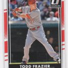 Todd Frazier Trading Card Single 2016 Donruss #86 Reds