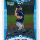 Danny Duffy Trading Card Single 2008 Bowman Chrome #BCP25 Royals