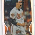 Jim Johnson Refractors Trading Card Single 2013 Bowman Chrome #185 Orioles