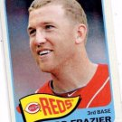 Todd Frazier Trading Card 2014 Topps Heritage #152 Reds