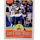 Malcolm Smith Super Bowl Heroes Trading Card Single 2017 Panini Classics #SBHMS