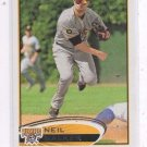 Neil Walker Trading Card Single 2012 Topps #25 Pirates