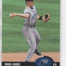 Chris Gomez Trading Card Single 2003 Donruss #202 Rays