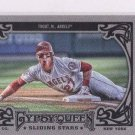 Mike Trout Sliding Stars Trading Card 2013 Topps Gypsy Queen SSMT