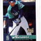 Oswaldo Navarro RC Trading Card 2007 Fleer #362 Mariners