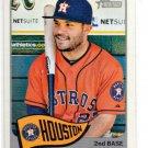 Jose Altuve Trading Card 2014 Topps Heritage #28 Astros