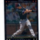 Chris Young Trading Card Single 2007 Topps Chrome #122 Diamondbacks