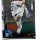 Clayton Kershaw Trading Card Single 2016 Bowman Chrome #40 Dodgers