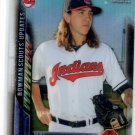 Mike Clevinger Scouts Update Trading Card 2016 Bowman Chrome #BSUMC Indians