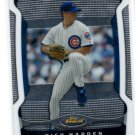 Rich Harden Trading Card Single 2009 Topps Finest #117 Cubs