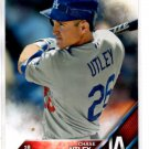 Chase Utley Trading Card Single 2016 Topps #351 Dodgers