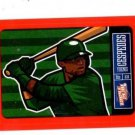 Yoenis Cespedes Red Sticker Trading Card Single 2013 Panini Triple Play #18