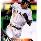 Dee Gordon Trading Card 2016 Topps #147 Marlins