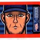 Alex Gordon Red Sticker Trading Card Single 2013 Panini Triple Play #10