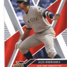 Alex Rodriguez Trading Card Single 2008 Upper Deck X #68 Yankees