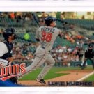 Luke Hughes RC Trading Card 2010 Topps Udpate Series #US109 Twins
