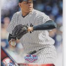 Dellin Betances Trading Card Single 2016 Topps Opening Day #OD12 Yankees