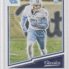 Ryan Switzer RC Red Back Trading Card 2017 Classics #278 87/299