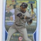 Robinson Cano Refractors Trading Card Single 2013 Bowman Chrome #75
