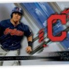 Michael Brantley Franchise Finest Single 2016 Topps Finest #FFMB Indians
