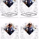 Matt Tuiasosopo Trading Card Lot of (4) 2004 Just MInors Justifiable #85