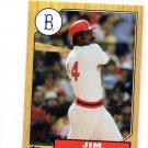 Jim Rice 1987 Mini Trading Card Single 2012 Topps #TM132 Red Sox