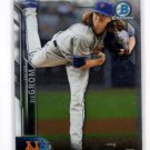 Jacob DeGrom Trading Card Single 2016 Bowman Chrome #57 Mets