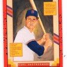 Carl Yastrzemski Trading Card Single 1990 Donruss #588 Red Sox