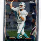 Ryan Tannehill Trading Card 2014 Bowman Chrome Mini 23 Dolphins