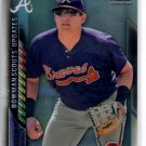 Austin Riley Scouts Update Trading Card 2016 Bowman Chrome #BSUAR Braves