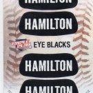 Josh Hamilton Eye Blacks Sticker Single 2013 Panini Triple Play 3 Rangers