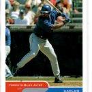 Carlos Delgado Trading Card Single 2004 Topps Bazooka #162 Blue Jays
