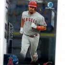 Albert Pujols Trading Card Single 2016 Bowman Chrome #3 Angels