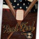 Real Feel Bat Trading Card 2014 Panini Triple Play Bat #1 NMT