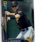 Kevin Newman Trading Card Single 2016 Bowman Chrome #BSUKN Pirates