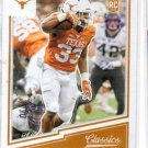 D'onta Foreman RC Trading Card 2017 Classics #232