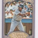 Tony Gwynn Trading Card Single 2012 Topps Gypsy Queen #252A Padres