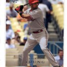 Chris Young Trading Card Single 2008 Upper Deck #100 Diamondbacks