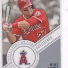 Mike Trout All Rookie Cup Team Trading Card 2014 Topps #RCT7