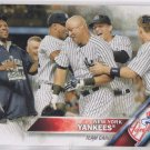 New York Yankees TC Trading Card Single 2016 Topps #155